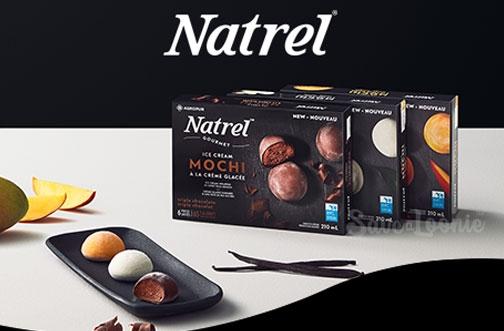 Natrel Contest | Ice Cream Mochis Contest