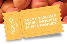 St. Ives Coupon Canada