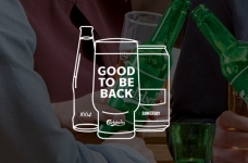 Carlsberg Good To Be Back | Get a Free Appetizer