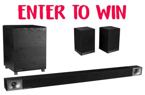 4 Best Buy Contests | Win Klipsch Sound Bar, Panasonic Shaver, Kanto Yu Speakers & Jabra Elite Headphones