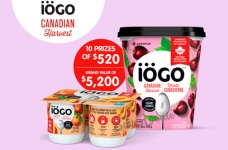 IÖGO Contest | Proudly Canadian Breakfast Contest