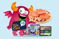 Schneiders Promotion | Get a $5 Grocery Gift Card