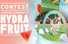 3 Oasis Contests | Hydrafruit Giveaway + Summer Challenge Contest + Enjoy The End Of Summer Contest