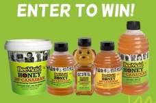 BeeMaid Honey Product Giveaway