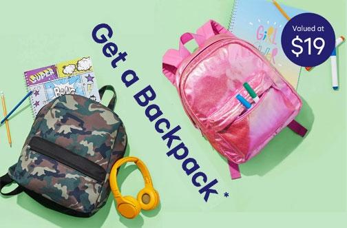 Joe Fresh Sales | Free Backpack Offer