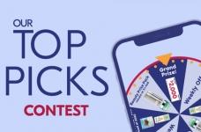 Shoppers Drug Mart Contest | Top Picks Contest