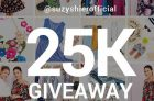 Suzy Shier 25K Giveaway