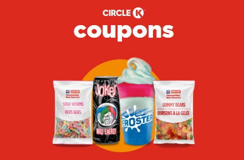Circle K Western Canada Coupons | New Coupons + Share A Free Hot Beverage