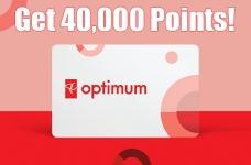 Get 40,000 PC Optimum Bonus Points