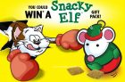 Temptations Snacky Elf Gift Box Giveaway