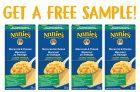 Free Annie's Macaroni & Cheese Samples