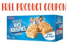 Free Rice Krispies Squares Bars Coupon