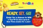 Bear Paws Contest | Ready.Set.Go! Contest