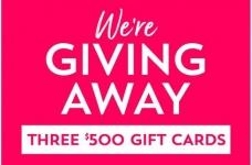 Bath & Body Works Contest   Win a $500 Gift Card