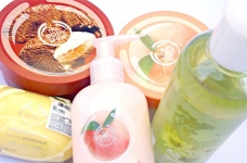 Get a Free The Body Shop Mini