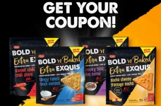 Dare Foods Coupon | Save on Bold 'n Baked Crackers