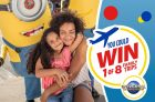 Win A Family Trip to Universal Resort