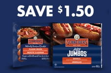 Schneiders Coupon | Save on Smoked Sausages & Wieners + Save $2 Off Pepperettes