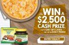 Pizza 101 With Fleischmann's Contest