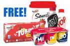 Free Yoplait Yogurt Products