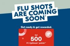 500 Free PC Optimum Points