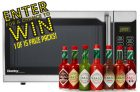 Tabasco Contest   Win 1 of 15 Prize Packs