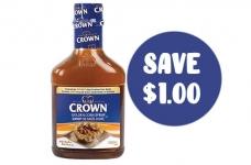 Crown Corn Syrup Coupon