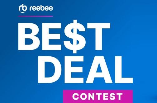 reebee Contest | Best Deal Contest