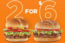 Harveys Coupons & Offers September 2020 + 2 for $6 Burgers + Delivery Coupon Codes