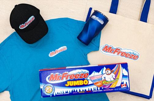 Kisko Freezies Contests | Fall Giveaway