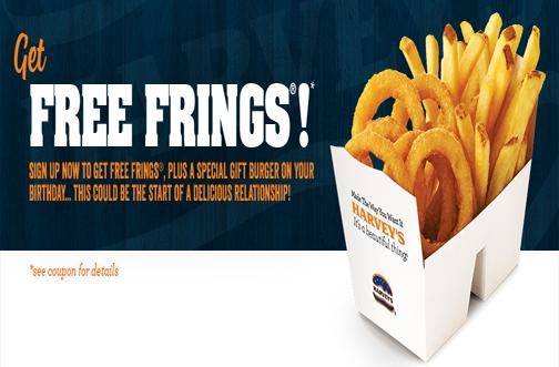 Harvey's Free Frings
