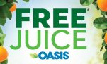 Free Oasis Juice from General Mills