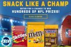 M&M's Contest Canada | Snack Like A Champ Contest