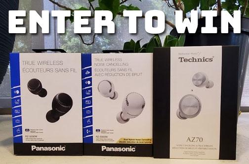 Best Buy Contests | Win Wireless Headphones + 1 of 2 Baby Prize Packs