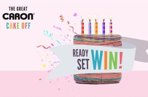 Michaels Contest | The Great Caron Cake Off