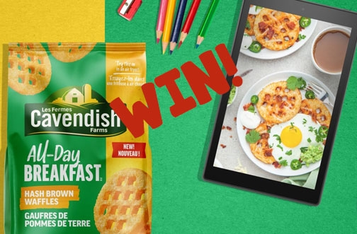 Cavendish Farms Contest | Back to School Contest