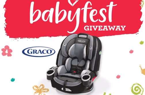 Babies R Us Canada Contest | Babyfest Graco Giveaway