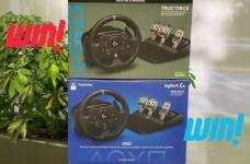 Best Buy Contests | Win a Logitech TRUEFORCE Racing Wheel