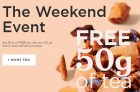 DAVIDsTEA Coupons & Deals Sept 2020 | The Weekend Event + Semi-Annual Sale & MORE!