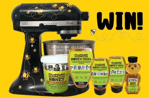 BeeMaid Honey Contest