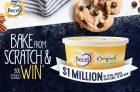 Becel Bake From Scratch & Win