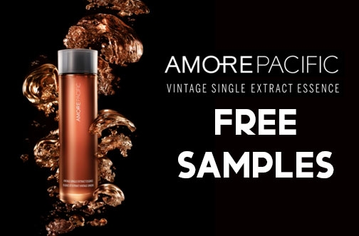 Free Amorepacific Sample | Vintage Single Extract Essence Sample