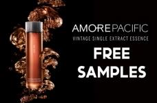 Free Amorepacific Sample | Vintage Single Extract Essence Sample