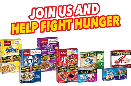 Kellogg's Promotions Canada | Free & Give Promo