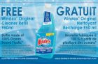 Free Windex Cleaner Refill Coupon