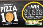 Pizza 101 Back to School with Fleischmann's Contest