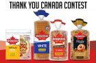 Dempster's Contest | Thank You Canada Contest