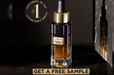 Free L'Oreal Midnight Serum Sample