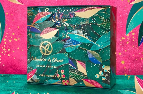 Yves Rocher Canada Contest   Advent Calendar Giveaway