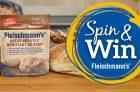 Make Good Contest | Spin & Win with Fleischmann's